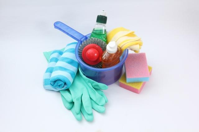 掃除・ワックス道具